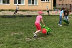 Športový deň v ŠKD